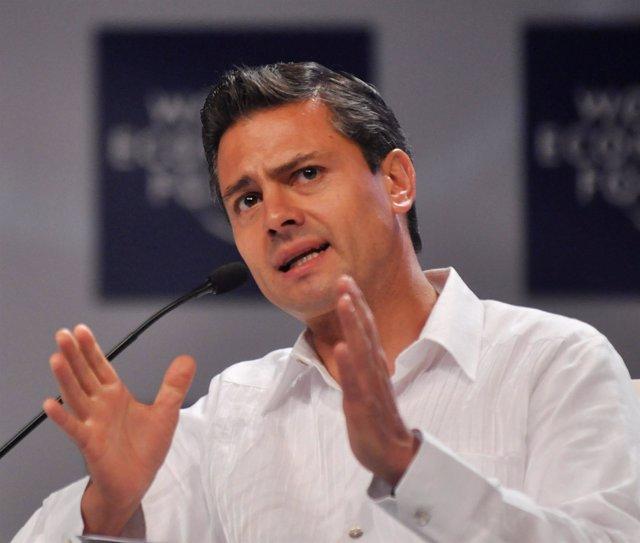 Peña Nieto, presidente de México