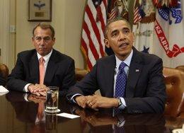 Obama inicia los contactos con republicanos y demócratas