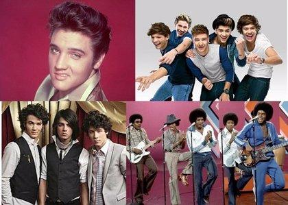 De Elvis a One Direction: un repaso al fenómeno fan