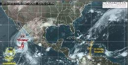 Tormenta tropical Octave
