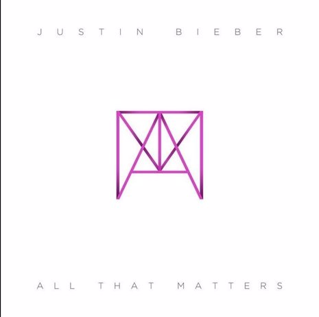 Justin Bieber lanza 'All that matters'