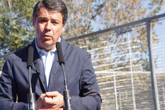Ignacio González Presidente Comunidad de Madrid