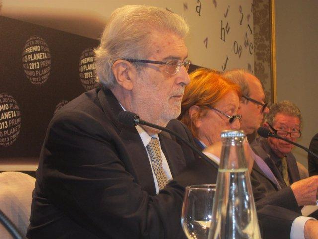 El pte. De Grupo Planeta, José Manuel Lara