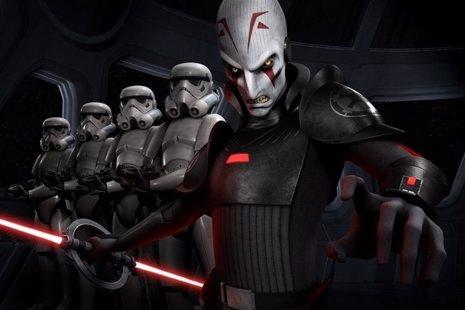 The Inquisitor, el villano de Star Wars Rebels
