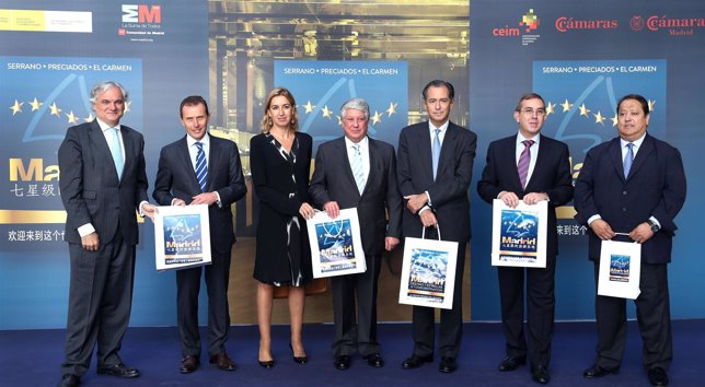 Campaña Madrid Destino 7 estrellas