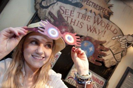 Evanna Lynch quiere estar en el spin-off de 'Harry Potter'