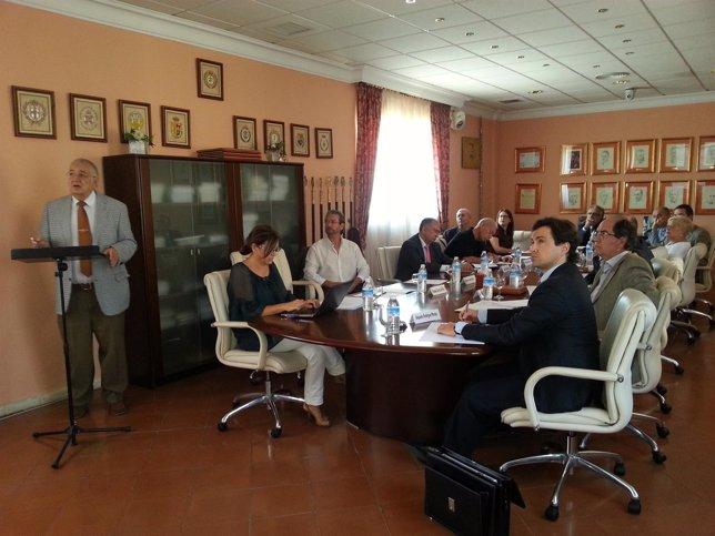 Reunión de la Mesa de la Profesión Médica