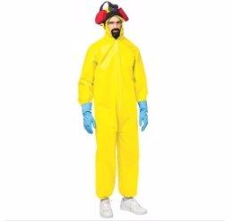 El disfraz de Walter White (Breaking Bad) se prepara para arrasar en Halloween