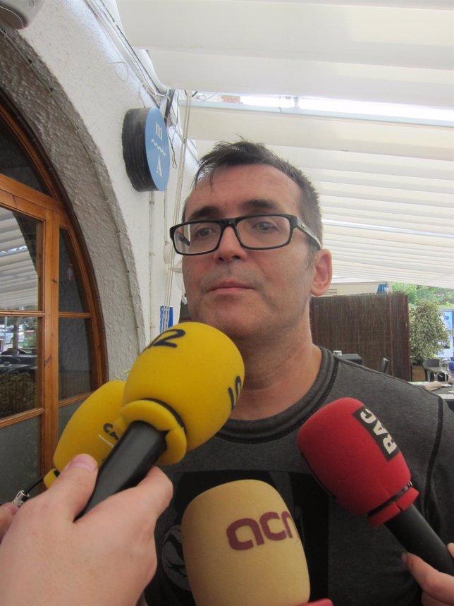 El director del Festival de Sitges, Àngel Sala