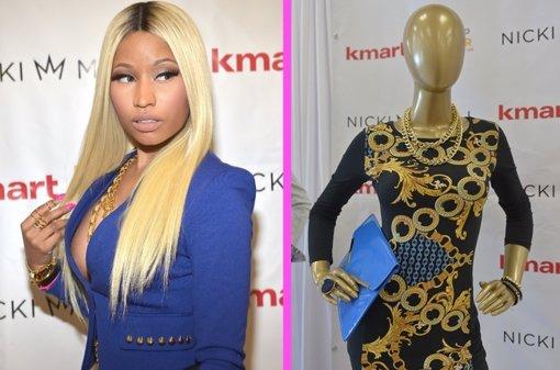 Nicki Minaj se lanza al mundo de la moda