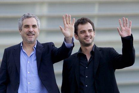 Alfonso Cuaron y Jonas Cuaron