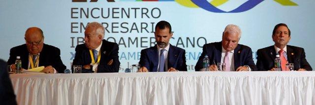 Encuentro empresarial iberoamericano