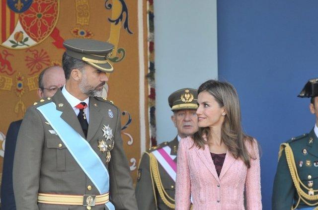Felipe y Letizia un amor real
