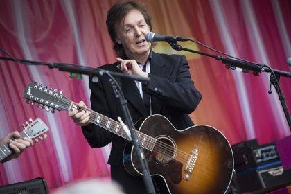 Paul McCartney no alcanza el número 1 en Reino Unido