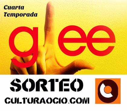 ¡Consigue la cuarta temporada de 'Glee'!