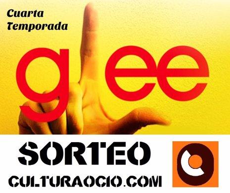 Consigue la cuarta temporada de \'Glee\'!