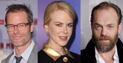 Nicole Kidman, Hugo Weaving y Guy Pearce, juntos en 'Strangerland'