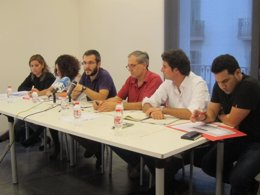 Presentación del informe del Cesb de situación laboral de juventud de Barcelona