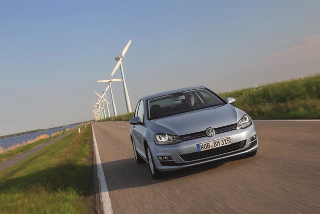 Volkswagen Golf TDI BlueMotion