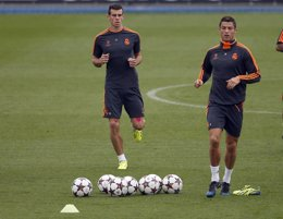 Gareth Bale y Cristiano Ronaldo (Real Madrid)
