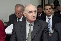 El expresidente de Argentina Fernado de la Rúa.