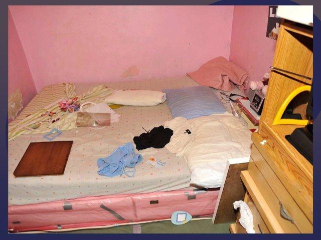 Habitación del secuestrador de Cleveland, Ariel Castro