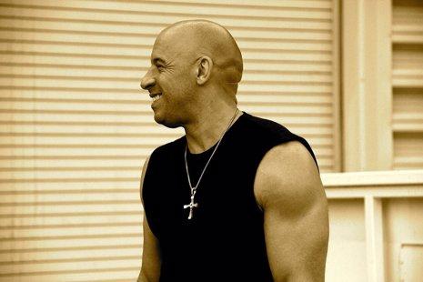 Vin Diesel regala un vídeo a sus fans