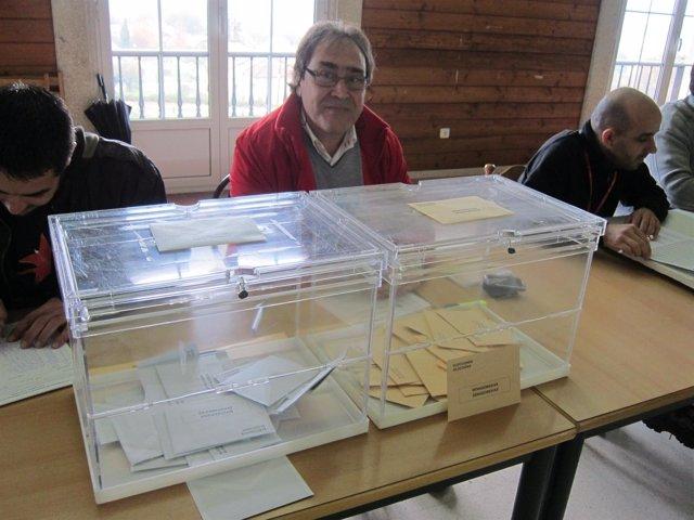 Urna Elecciones Generales 2011