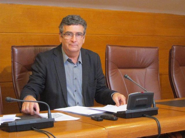 El diputado socialista Juan Guimerans