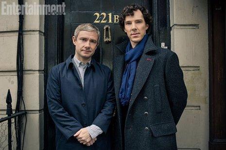 La tercera temporada de Sherlock