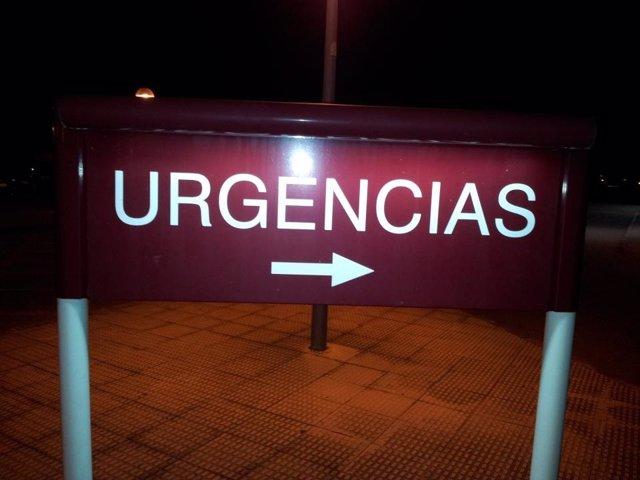 Urgencias, Hospital