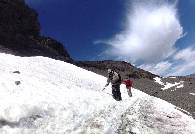 Trekking en Sierra Nevada