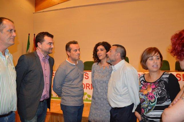 Maíllo y Castro este sábado en Vélez-Málaga