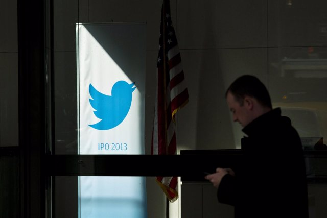 Twitter ante su debut en la Bolsa de Nueva York