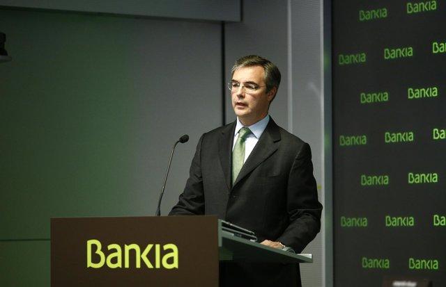 José Sevilla, director general de Presidencia de Bankia