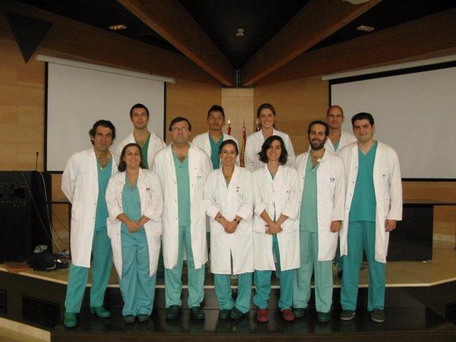 Servicio de Cirugía General y Digestiva de HM Universitario Sanchinarro