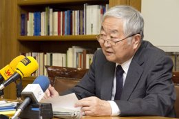 Yotaro Hatamura, presidente de la comisión de investigación de Fukushima