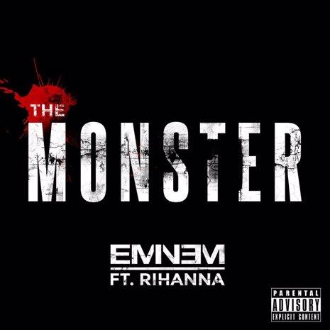 Eminem lanza 'The monster' con Riahanna