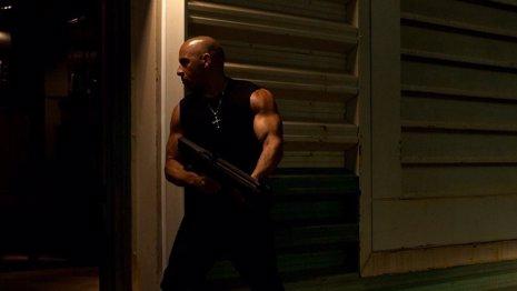 Vin Diesel en Fast & Furious 7