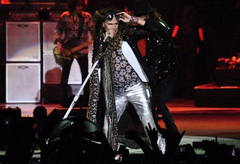 Aerosmith en México