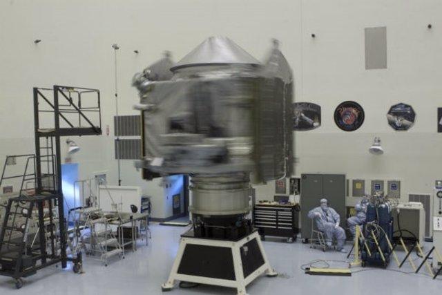 La NASA regresa a Marte para explorar su atmósfera