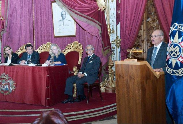 Inauguración del curso de la UNED en Cádiz