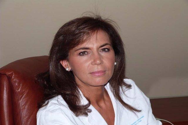 La oncólogo Pilar Garrido