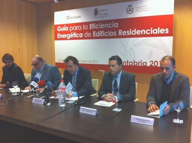 Presentación de la Guía de Eficiencia Energética para Edificios Residenciales