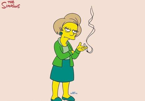 Los mejores momentos de Edna Krabbapel
