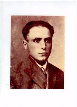 Víctima del franquismo Pere Ventura Expósito