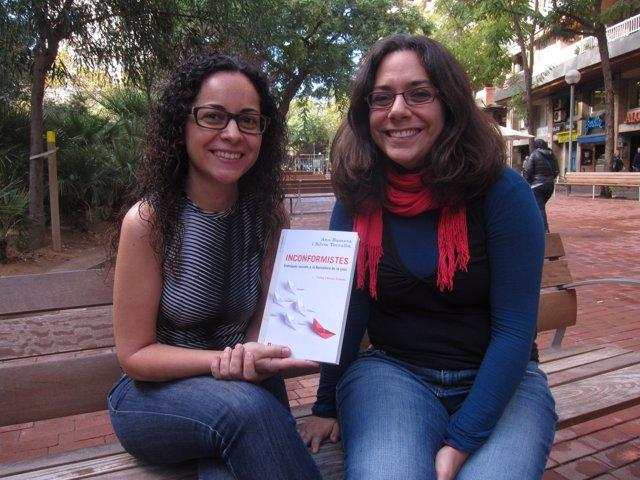 Las periodistas Ana Basanta y Silvia Torralba presentan un libro