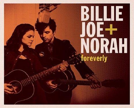 Billie Joe Armstrong y Norah Jones