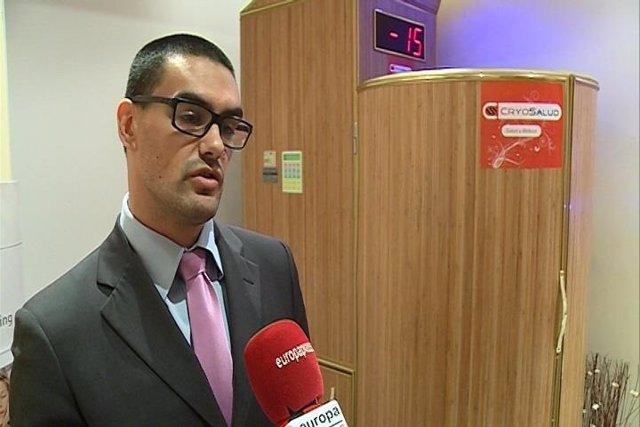 Antonio Hernández, asesor médico de cryosalud