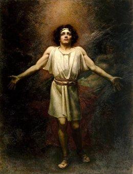 Parsifal, Rogelio de Egusquiza y Barrena